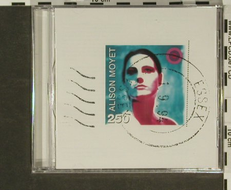 Moyet,Alison: Essex'94, FS-New, Columbia(CMRcd795), A, 2003 - CD - 96926 - 7,50 Euro