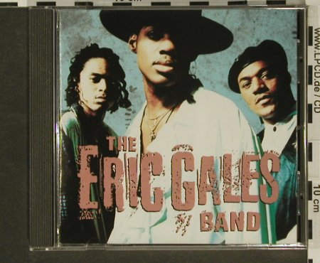 Gales Band,Eric: Same, Elektra(), D, 91 - CD - 96955 - 4,00 Euro