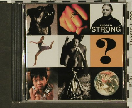 Strong,Andrew: Strong, (Commitments), MCA(10929), D, 1993 - CD - 97007 - 7,50 Euro
