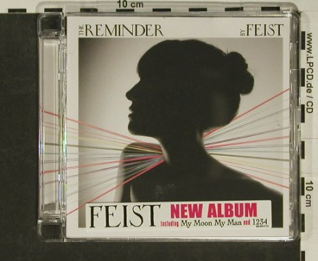 Feist: The Reminder, Polydor(), EU, 2007 - CD - 97110 - 10,00 Euro
