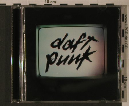 Daft Punk: Human After All, Virgin(), EU, 2005 - CD - 97130 - 7,50 Euro
