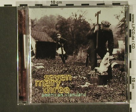 Seven Mary Three: American Standard, Mammoth(), D, 1995 - CD - 97224 - 7,50 Euro