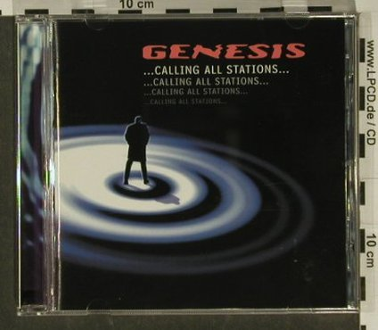 Genesis: ...Calling All Stations, Virgin(), NL, 97 - CD - 97248 - 7,50 Euro