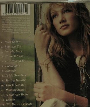 Goodrem,Detta: Innocent Eyes, Sony(), , 2003 - CD - 97464 - 7,50 Euro
