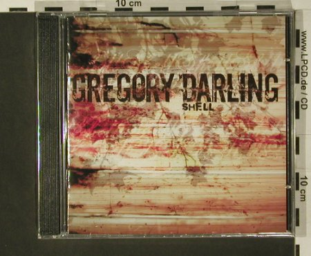 Darling,Gregory: Shell, FS-New, FOD Rec.(cd2), , 2007 - CD - 97642 - 7,50 Euro