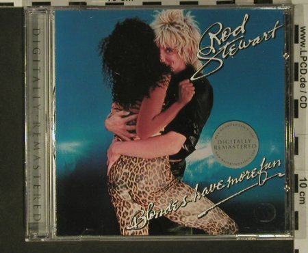 Stewart,Rod: Blondes Have More Fun,Dig.Rem., WB(), D, 1978 - CD - 97891 - 10,00 Euro