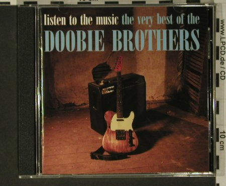 Doobie Brothers: Listen To The Music,The Very BestOf, WB(), D, 1993 - CD - 97899 - 10,00 Euro