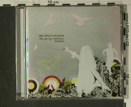 Her Space Holiday: The Young Machines, Wichita(), EC, 2003 - CD - 98700 - 10,00 Euro