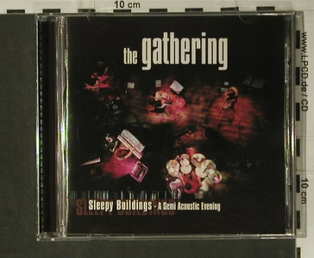 Gathering,The: Sleepy Buildings-A Semi Acoustic Ev, Century Media(77468-2), D, 2004 - CD - 98750 - 10,00 Euro