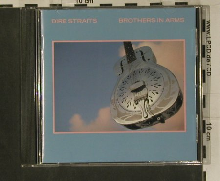 Dire Straits: Brothers In Arms, 9 Tr., Vertigo(824 499-2), D, 1985 - CD - 99173 - 7,50 Euro
