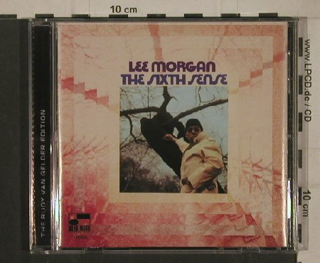 Morgan,Lee: The Sixth Sense, Blue Note(), NL, 2004 - CD - 80396 - 7,50 Euro