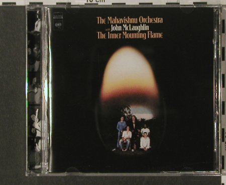 Mahavishnu Orchestra: The Inner Mounting Flame, Legacy(), US, 1998 - CD - 82414 - 7,50 Euro