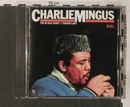 Mingus,Charles: The Black Saint a.t.Sinner Lady, Impulse(), D,  - CD - 82416 - 10,00 Euro