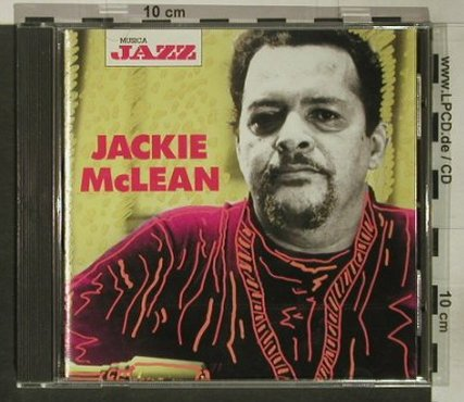 Mc Lean,Jackie: Same, EMI ( Musica Jazz )(4781912), I, 1992 - CD - 82434 - 7,50 Euro