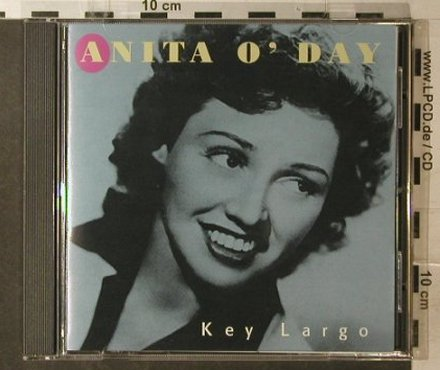 O'Day,Anita: Key Largo, 22Tr., Indigo(), UK, 1999 - CD - 82447 - 7,50 Euro