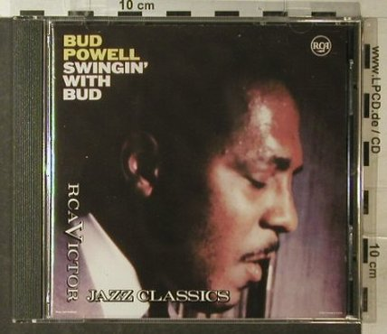 Powell Trio,Bud: Swingin'With Bud(58), RCA(), D, 1993 - CD - 82491 - 10,00 Euro
