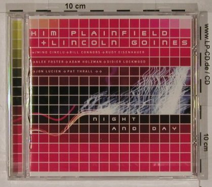 Plainfield,Kim & Lincoln Goines: Night and Day,FS-New, Meta Limbo(), EC, 02 - CD - 90582 - 7,50 Euro