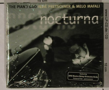 Pretschner+Mafali(The Piano Duo): Nocturna,Box FS-New, GreenHouse(), D, 99 - 2CD - 90608 - 11,50 Euro