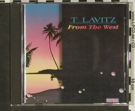 Lavitz,T: From The West, Passport Jazz(PJCD 88026), D, 1987 - CD - 92939 - 9,00 Euro