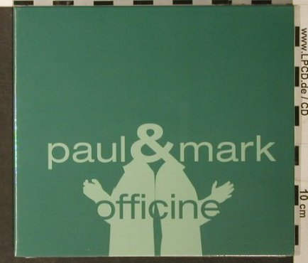 Paul & Mark: Officine, Digi, FS-New, Ishtar(), I, 2003 - CD - 93423 - 9,00 Euro