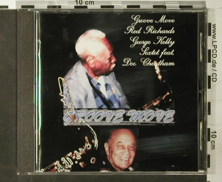 Red Richards/George Kelly Sextet: Same, feat. Doc Cheatham, Jazz Point(), , 1994 - CD - 93604 - 14,00 Euro