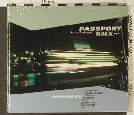Passport By V.A.: RMX, Digi, FS-New, Warner(), EU, 2001 - CD - 94911 - 10,00 Euro