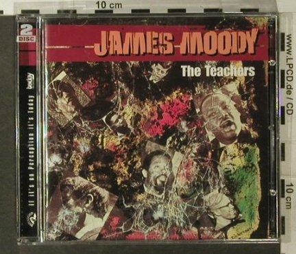 Moody,James: The Teachers(70) / Heritage Hum(71), Sanctuary(CMDDD289), UK, 2001 - 2CD - 95114 - 10,00 Euro