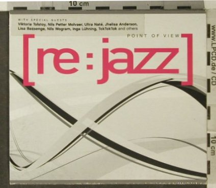 Re:Jazz: Point of View (Booklet vg+), INFRACom!(IC 115-2), , 2004 - CD - 95598 - 10,00 Euro