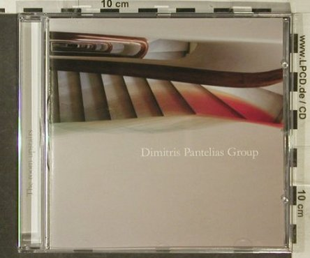 Pantelias Group,Dimitris: The Room Upstairs, Toca(06123), D, 2006 - CD - 95601 - 9,00 Euro
