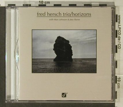 Hersch Trio,Fred: Horizons, Concord(CCD-4267-2), US, 1999 - CD - 95664 - 9,00 Euro