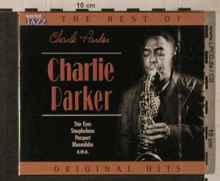 Parker,Charlie: The Best Of, FS-New, TIM(221395-205), EU, 2003 - CD - 95850 - 5,00 Euro