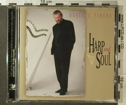 Perera,Chris: Harp And Soul, In-Akustik(), D, 1996 - CD - 95957 - 7,50 Euro