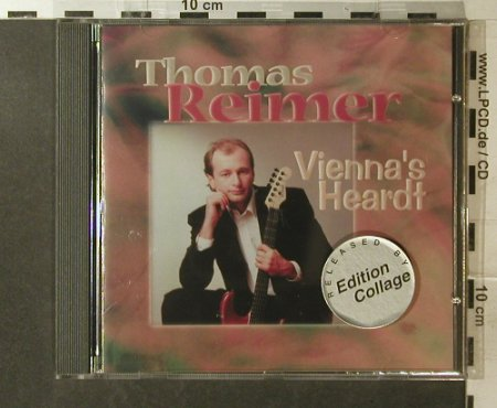 Reimer,Thomas: Vienna's Heardt, Edition Collage(EC506-2), D, 1997 - CD - 95991 - 10,00 Euro