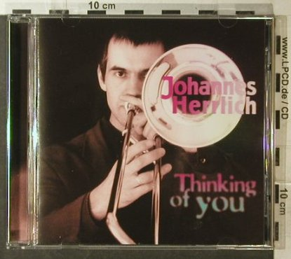 Herlich,Johannes: Thinking of You, Edition Collage(EC499-2), D, 1996 - CD - 95993 - 7,50 Euro