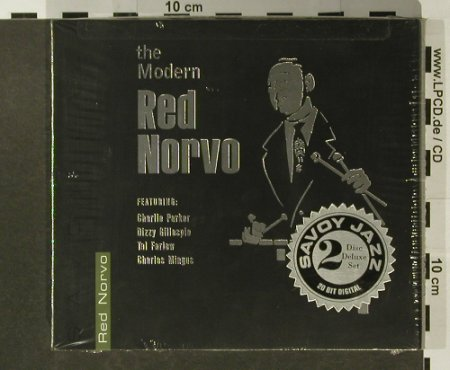 Norvo,Red: The Modern, Digi, FS-New, SLG(SVY17113), US, 2002 - 2CD - 96623 - 7,50 Euro
