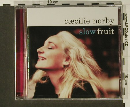 Norby,Caecilie: Slow Fruit, FS-New, Enja(), EU, 2007 - CD - 97176 - 11,50 Euro