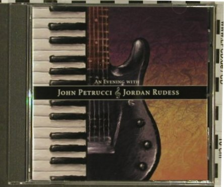 Petrucci,John & Jordan Rudess: An Evening With, Favored Nations(), US, 2004 - CD - 97194 - 9,00 Euro