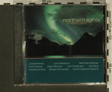 Northern Lights: Strings Of Fire III, Warner Music(), EU, 2006 - CD - 97324 - 7,50 Euro