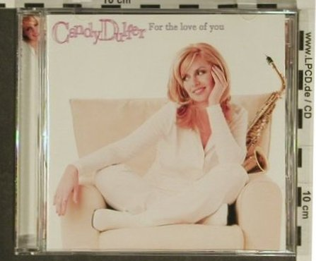 Dulfer,Candy: For The Love Of You, Ariola(), EU, 1997 - CD - 97378 - 7,50 Euro