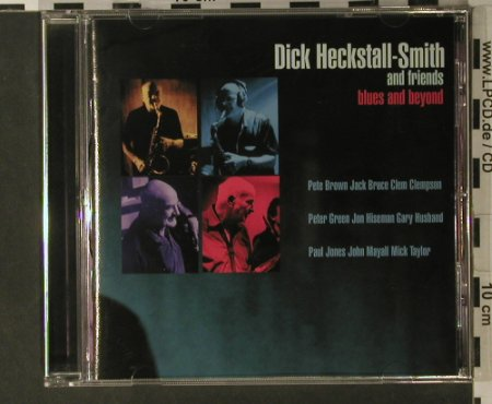 Heckstall-Smith,Dick & Friends: Blues And Beyond, Blue Storm(), US, 2001 - CD - 98064 - 7,50 Euro