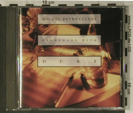 Petrucciani,Michel: Promenade with Duke, Blue Note(), NL, 1993 - CD - 98423 - 10,00 Euro