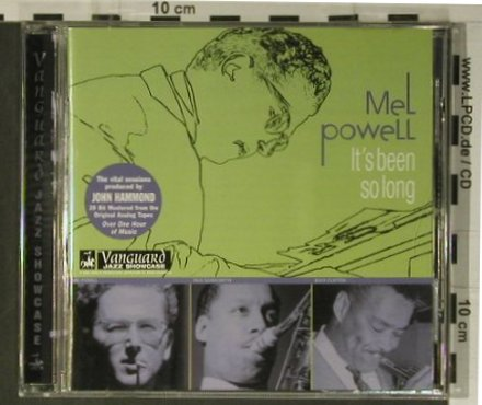 Powell,Mel: It's Been So Long, Vanguard(), D, 1999 - CD - 98443 - 9,00 Euro