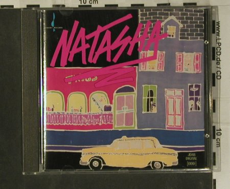 Natasha: Same, Chesky(JD 48), US, 1991 - CD - 99135 - 5,00 Euro