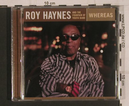 Haynes,Roy & the Fountain of YouthB: Whereas, FS-New, Dreyfus(FDM 46050 36901), ,  - CD - 99629 - 10,00 Euro