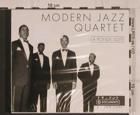 Modern Jazz Quartet: La Ronde Suite, FS-New, TIM(), CZ, 2001 - CD - 99707 - 5,00 Euro