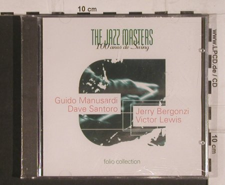 Manusardi,Guido/Santoro: The Jazz Masters,100 anos de Swing, Folio Collection(20094), FS-New,  - CD - 99736 - 4,00 Euro
