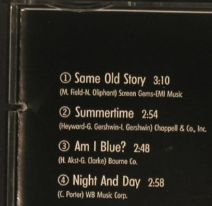 Holiday,Billie: Same Old Story+3, co, Columbia(), A, 1995 - CD5inch - 99746 - 4,00 Euro