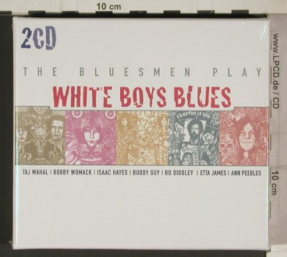 V.A.White Boys Blues: The Bluesman Play,Box, FS-New, Smith&Co(SCCD 1081), EU, 2003 - 2CD - 81170 - 10,00 Euro