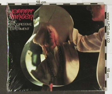 Winter,Johnny: The Progressive Blues, Repertoire(4866), D, FS-New, 2000 - CD - 91309 - 10,00 Euro