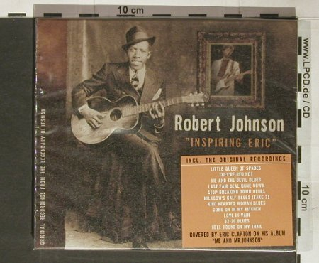 Johnson,Robert: Inspiring Eric, FS-New, Smith & Co(), , 2004 - CD - 92274 - 6,00 Euro